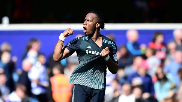 Chelsea striker Didier Drogba says this season will not be his last