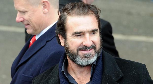 Eric Cantona believes Manchester United can challenge for the title next season