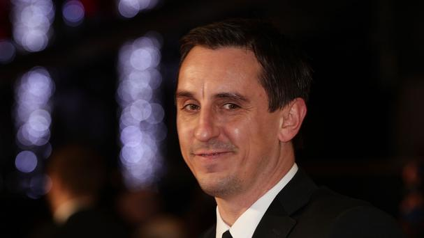 Gary Neville believes the match away to Chelsea will be in-form Manchester United's toughest test so far