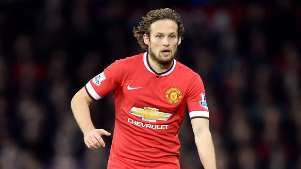 Manchester United's Daley Blind has warned his team-mates not to start thinking too far ahead