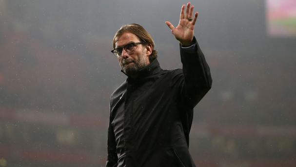 Jurgen Klopp will leave Borussia Dortmund at the end of the season