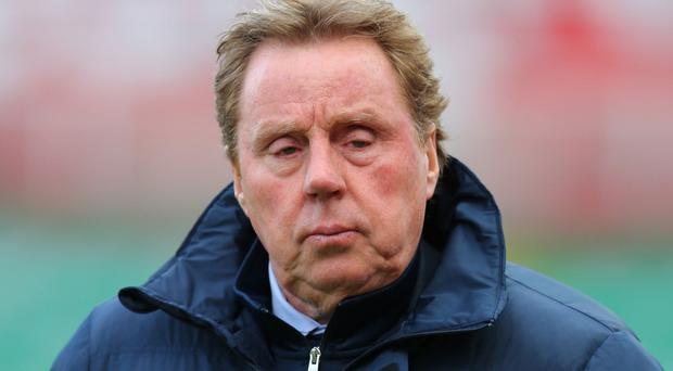 Harry Redknapp says he is ready to return to the game