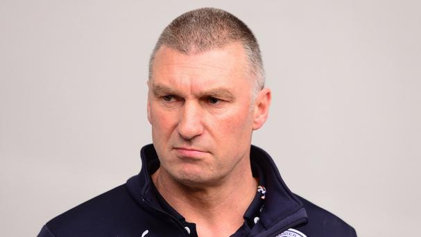 Leicester manager Nigel Pearson wants the Foxes to keep their focus