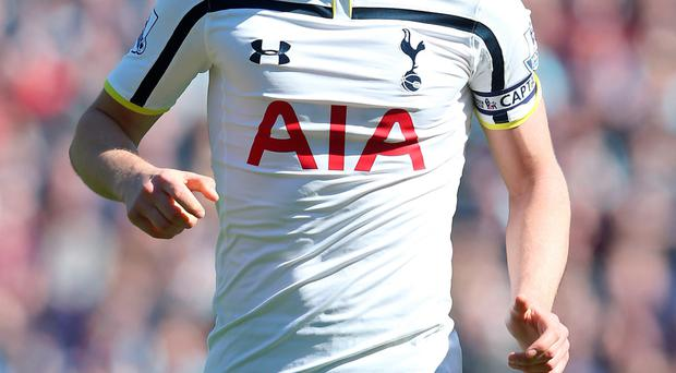In the running: Tottenham striker Harry Kane is up for the top PFA award