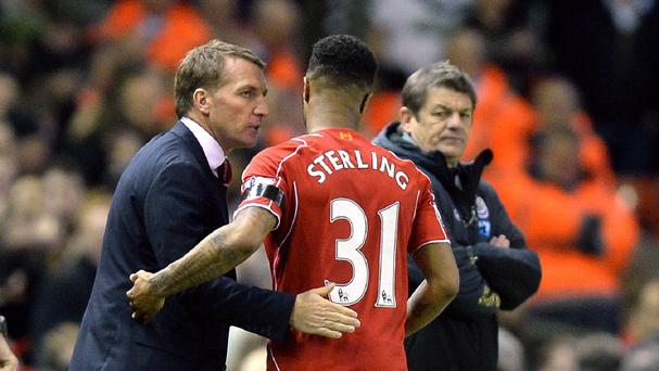 Liverpool manager Brendan Rodgers called for perspective in relation to the off-field mistakes made by youngsters Raheem Sterling and Jordon Ibe