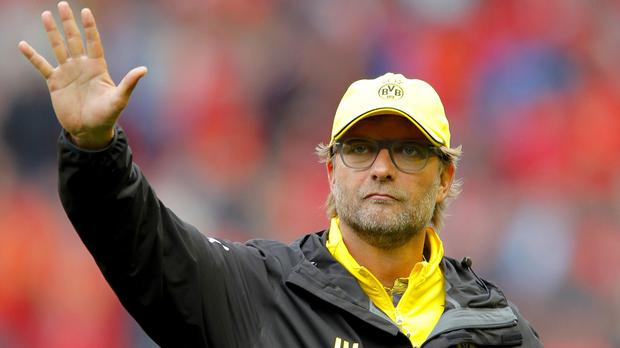 Jurgen Klopp was linked with a move to Premier League clubs including Liverpool, Manchester City and West Ham