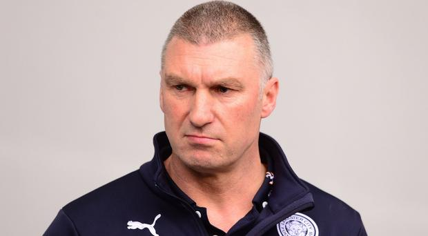 Nigel Pearson insists Leicester are still underdogs in their relegation battle