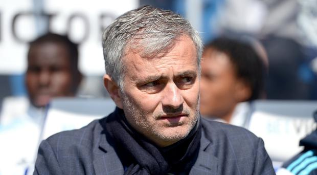 Jose Mourinho is not taking anything for granted