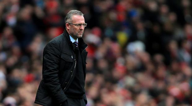 Paul Lambert, pictured, was dismissed as manager of Aston Villa earlier this season