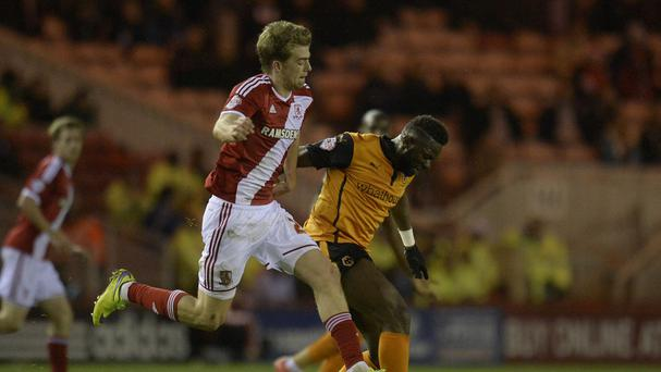 Patrick Bamford, left, believes his long-term future is at Chelsea