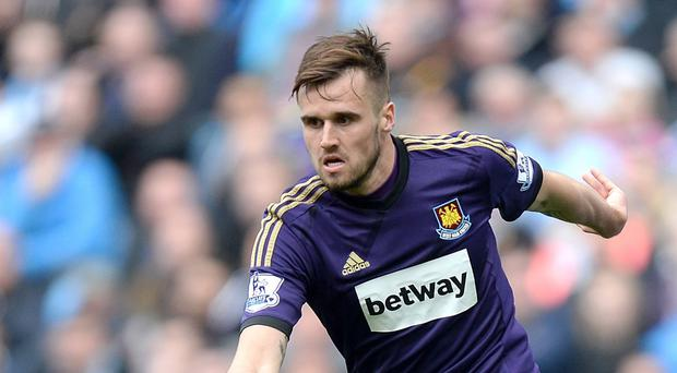 Defender Carl Jenkinson insists West Ham will push hard in their remaining games