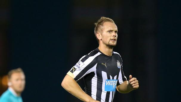 Newcastle midfielder Siem de Jong is on track to return to the squad this weekend after an eight-month injury nightmare