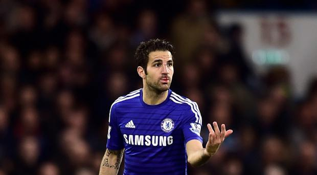 Former Arsenal captain Cesc Fabregas signed for Chelsea in the summer