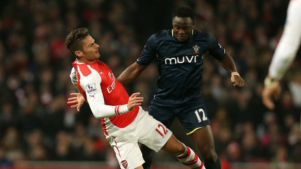 Victor Wanyama's comments about leaving Southampton led Ronald Koeman to hold a meeting with his players