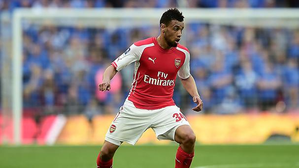 Francis Coquelin, pictured, is keen to emulate