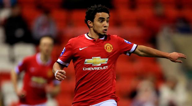 Manchester United's Rafael will miss the rest of the season