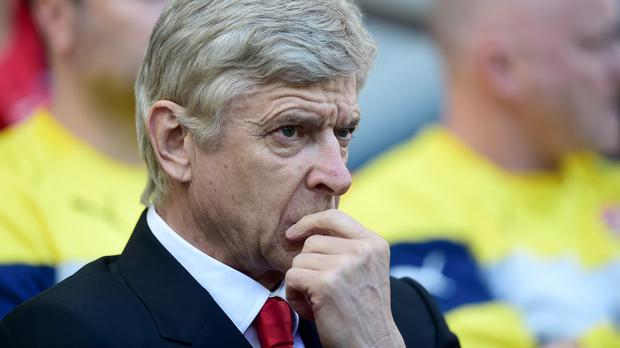 Arsenal manager Arsene Wenger and his side meet Chelsea this weekend