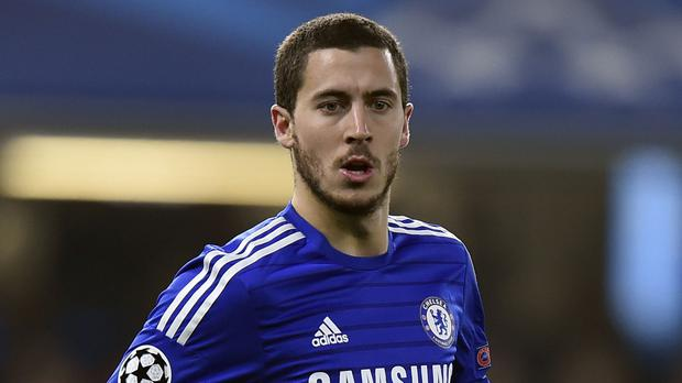 Eden Hazard has shone for Chelsea this season