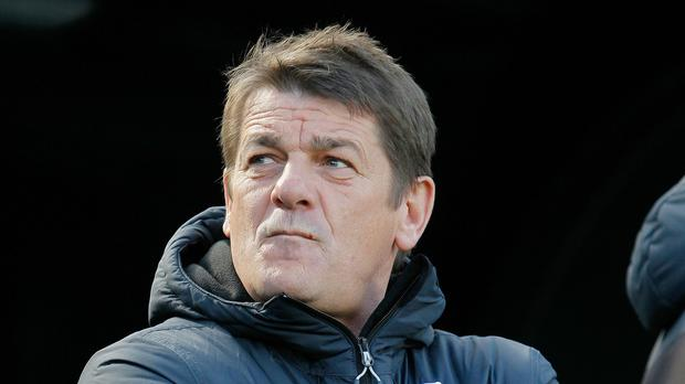 John Carver and Newcastle have work to do to keep the relegation fight at bay