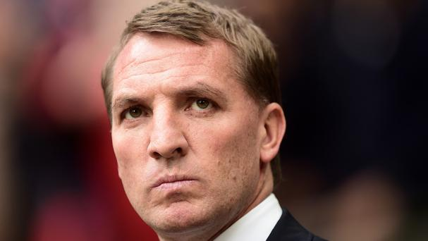 Challenge: Brendan Rodgers wants a return to Europe