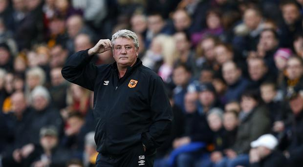 Steve Bruce insists Hull are not safe yet