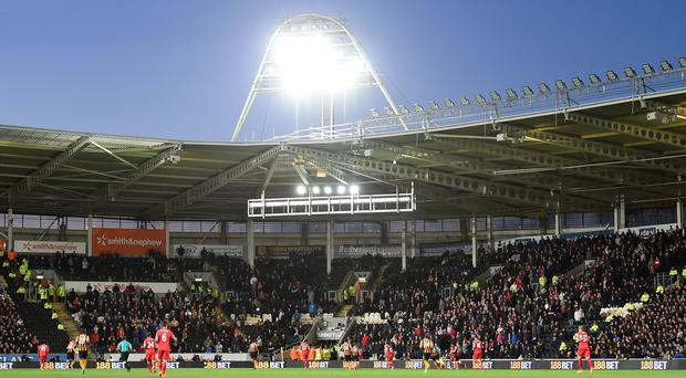 Liverpool fans boycotted their match at Hull in protest at ticket prices, resulting in many empty seats