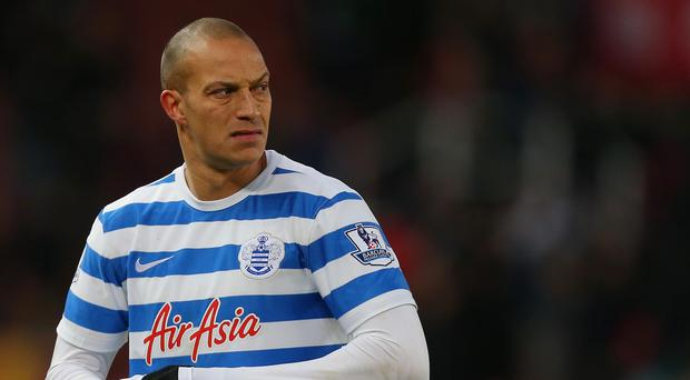 Bobby Zamora has been hampered by injury of late