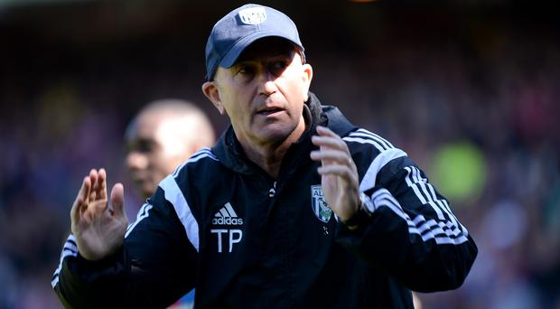 Tony Pulis takes West Brom to Old Trafford on Saturday