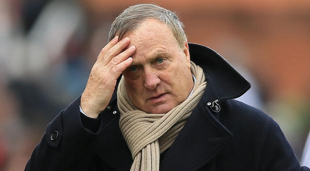 Dick Advocaat is expecting Sunderland to put up more of a fight against Southampton this time around
