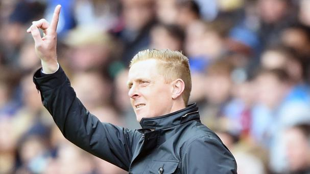 The only way is up for Garry Monk and Swansea