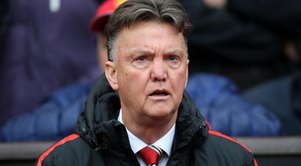 Louis van Gaal's men were frustrated by West Brom at Old Trafford