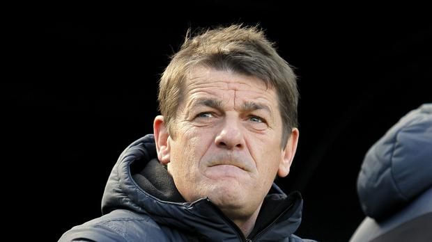 The pressure is growing on Newcastle manager John Carver