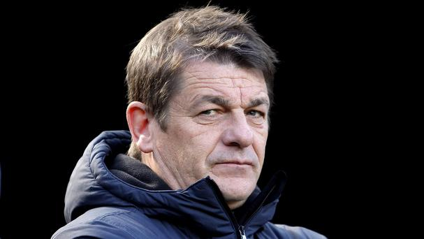 John Carver will remain in charge of Newcastle for their Premier League run-in