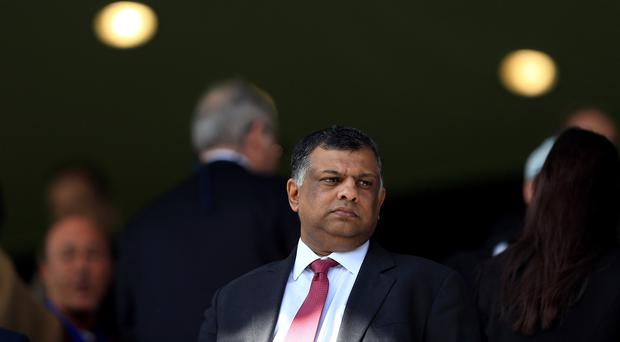 QPR chairman Tony Fernandes had told fans not to despair