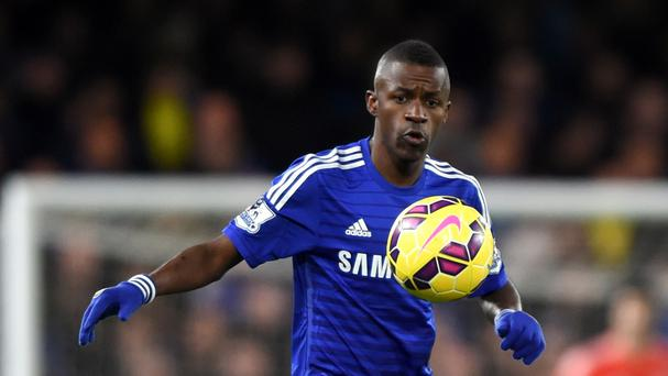 Ramires says he is recovering after being taken to hospital ill before Sunday's game against Palace