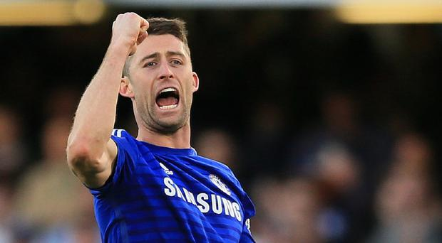 Gary Cahill has set his sights on winning the Champions League next season