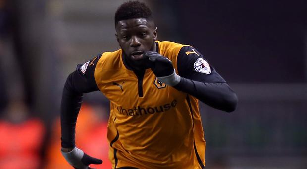 Bakary Sako is set to leave Wolves on a free transfer this summer after three years at Molineux