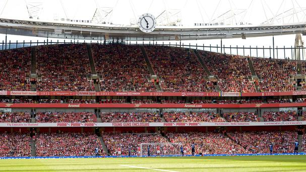 Africa's richest man Aliko Dangote wants to buy Arsenal in the future