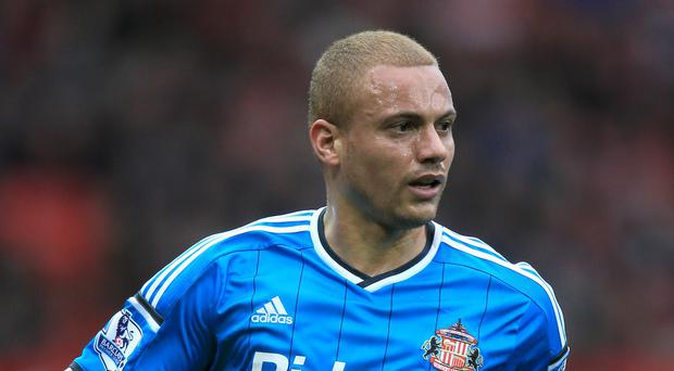 Sunderland defender Wes Brown is nearing a return after a knee injury