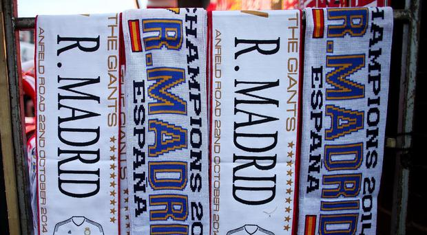 Real Madrid are still the most valuable football team in the world