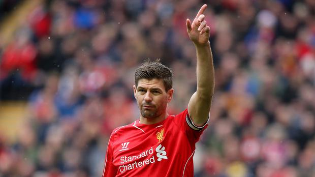 Liverpool captain Steven Gerrard admits it will be difficult to say farewell