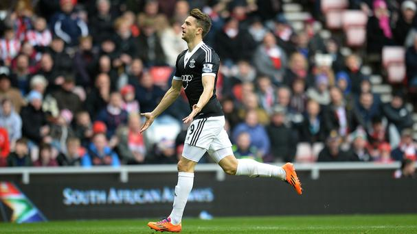 Jay Rodriguez's contract at Southampton expires next summer