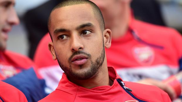 Theo Walcott will not be leaving Arsenal this summer