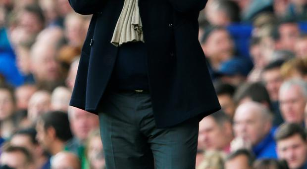 Last hurrah: Dick Advocaat will leave at the end of the season