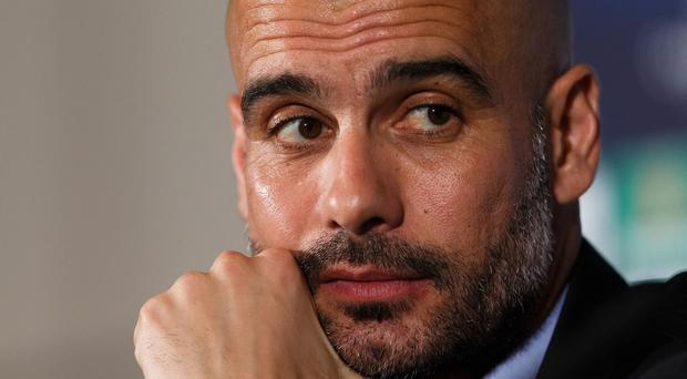 Spanish coach Pep Guardiola has won back-to-back Bundesliga titles since joining Bayern Munich in the summer of 2013