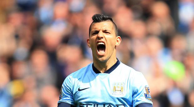 Sergio Aguero has cut red meat out of his diet