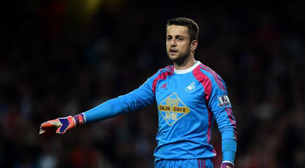 Lukasz Fabianski enjoyed a successful return to former club Arsenal on Monday night