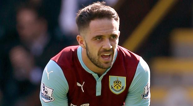 There is ongoing speculation over the future of Burnley striker Danny Ings