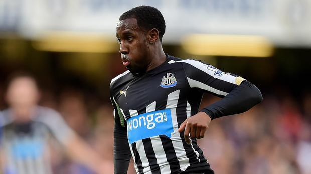 Vurnon Anita is desperate to move on from the tide of pessimism which has threatened to engulf Newcastle