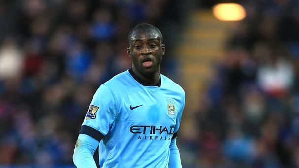 Yaya Toure has been heavily linked with a move away from the Etihad Stadium this summer